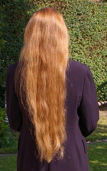 Haare wachsen lassen tagebuch